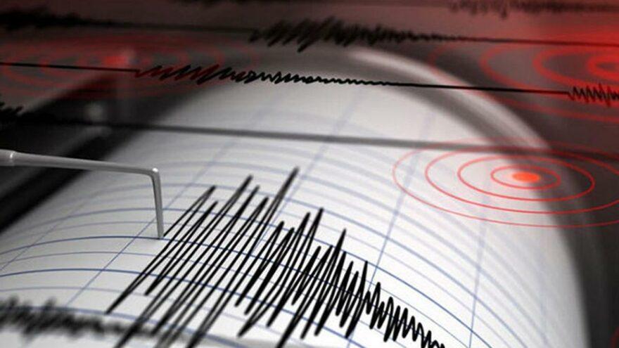 Alanya depremle sallandı.