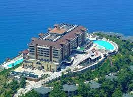Alanya'da Utopia World Hotel 35 milyon 950 bin Euro bedel ile satıldı