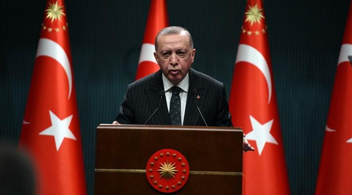 Cumhurbaşkanı Erdoğan; emeklilerin bayram ikramiyesi 1100 tl oldu dedi