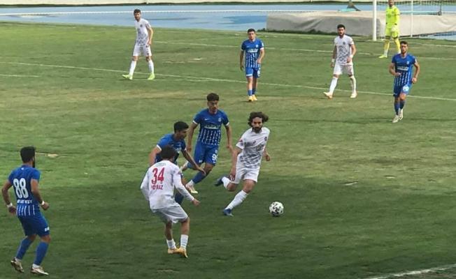 Kestelspor TM Kırıkkalespor deplasmanından puansız döndü