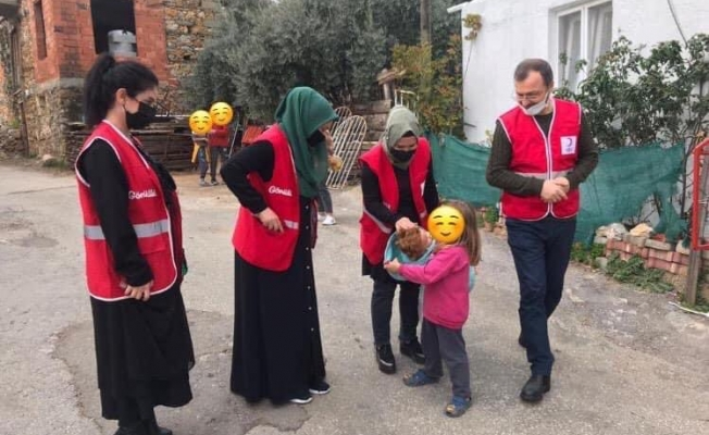 Alanya Kızılay şubesi Ramazan Bayramı öncesi yardım çağrısında bulundu