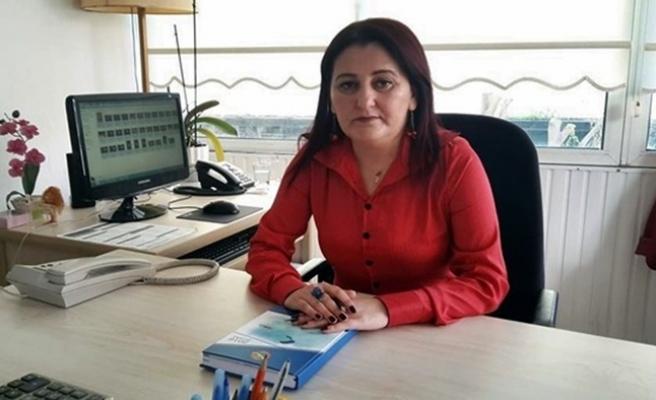 Alanya'nın yeni Aşevi müdürü Emine Keyaoğlu mesaiye başladı