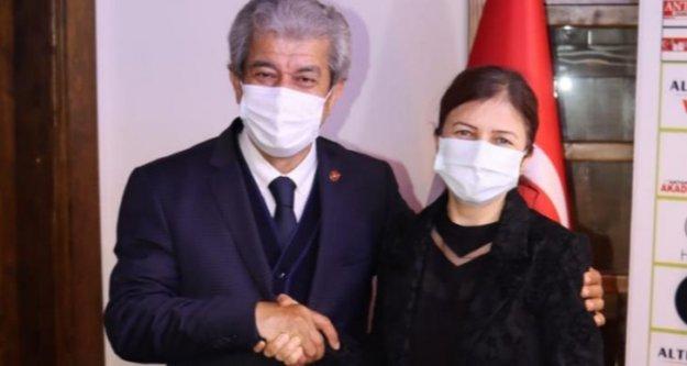 Türkiye'nin ilk kadın AGF genel başkanı Alanyalı Gaye Coşkun'a tebrik yağdı