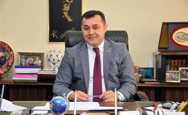 Başkan Yücel, MHP'nin kurucu lideri Alparslan Türkeş'i ölüm yıldönümünde yayınladığı mesaj ile andı