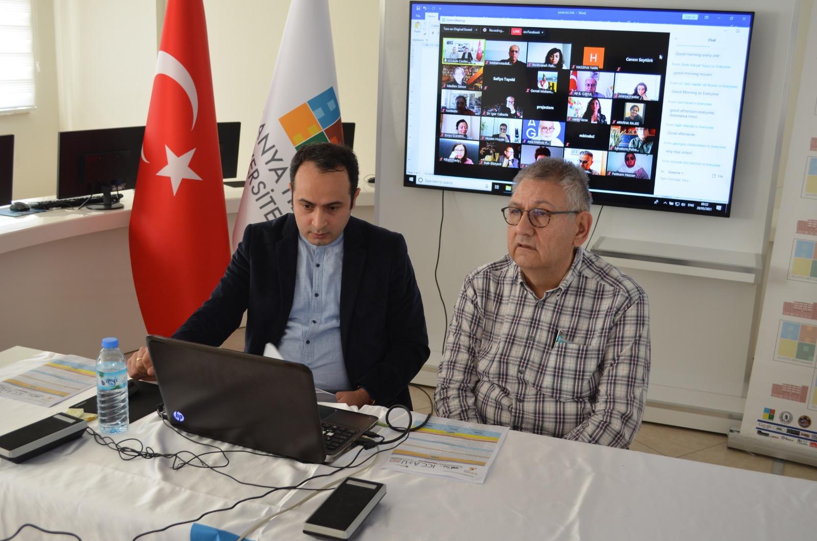 Ahep'te 4. Uluslararası Mimarlık Ve Şehircilikte Çağdaş Yaklaşımlar Konferansı Çevrimiçi Olarak Gerçekleştirildi