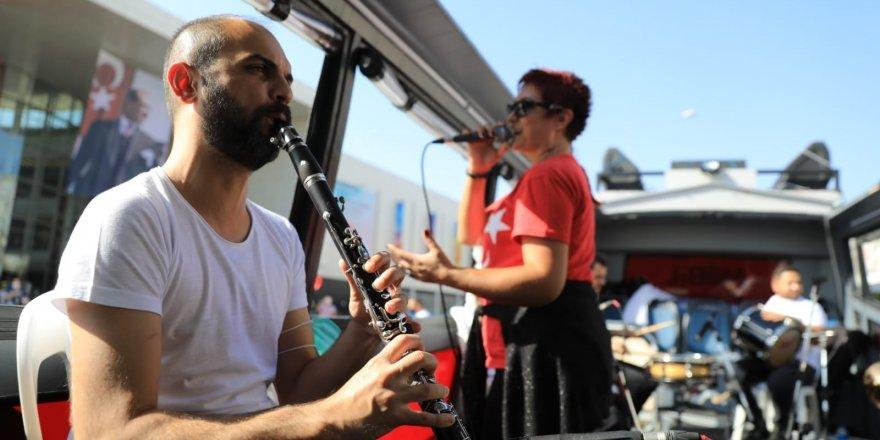 Antalya Büyükşehir Belediyesi Ramazan'a özel mobil konserler düzenleyecek