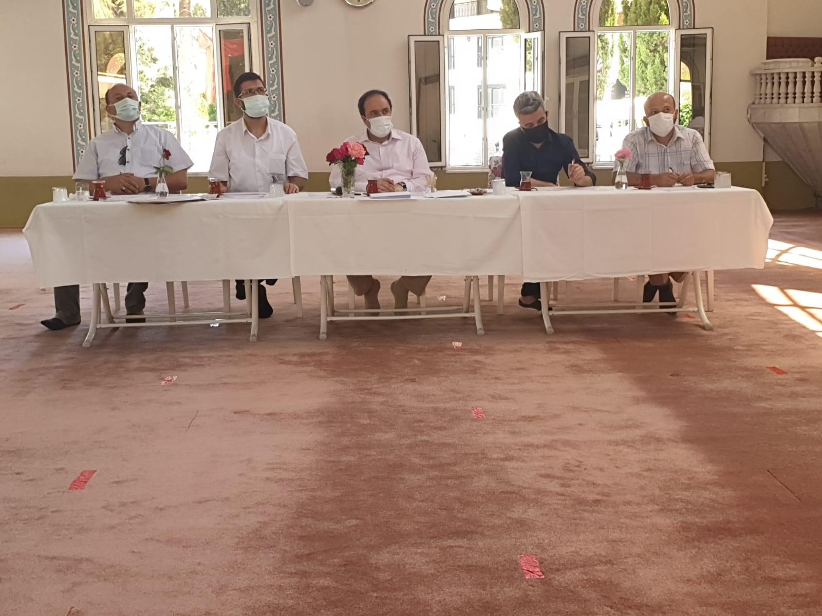 Alanya'da 'Etkili Hutbe Sunumu Yarışması' düzenlendi