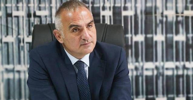 Kültür ve Turizm Bakanı Ersoy, turizm sezonunun açılış tarihini açıkladı