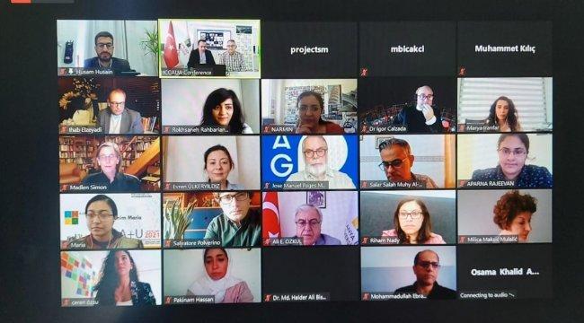 Ahep'te 35 farklı ülkeden 400 akademisyen mimarlık ve şehirciliği konuştu