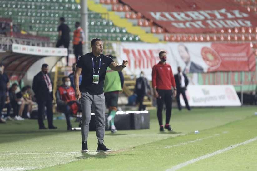 Çağdaş Atan, Erzurumspor maçı hakkında açıklamalarda bulundu