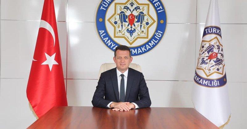 Alanya'da milli maç öncesi güvenlik toplantısı yapıldı