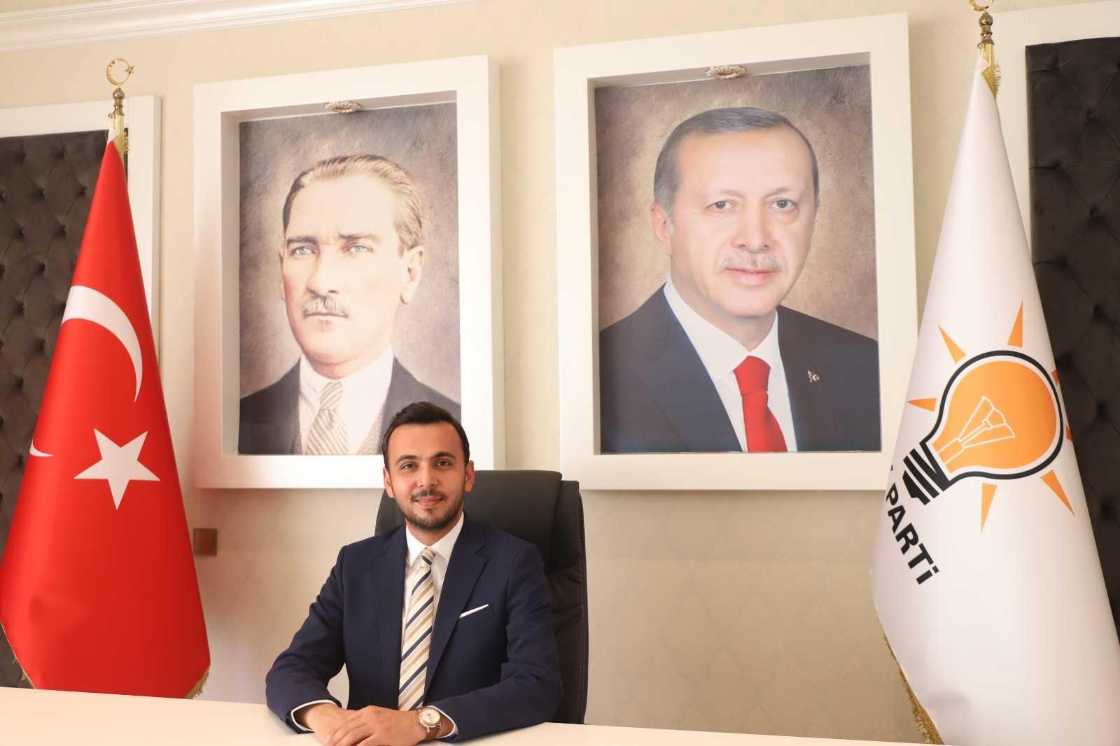 Ak Parti Alanya İlçe Başkanı Mustafa Toklu'dan hemşirelere anlamlı kutlama mesajı