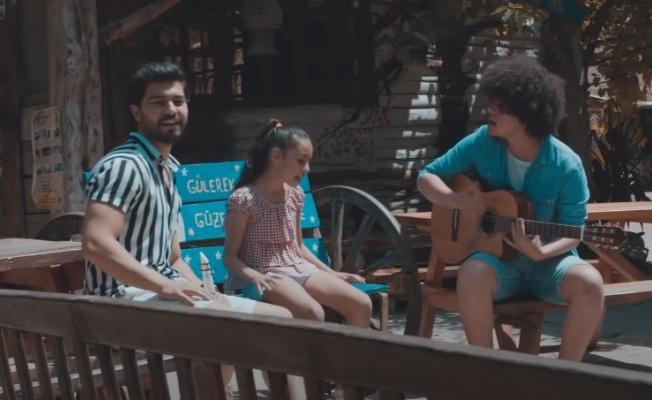 Alanyalı 3 gencin gururlandıran müzik başarısı