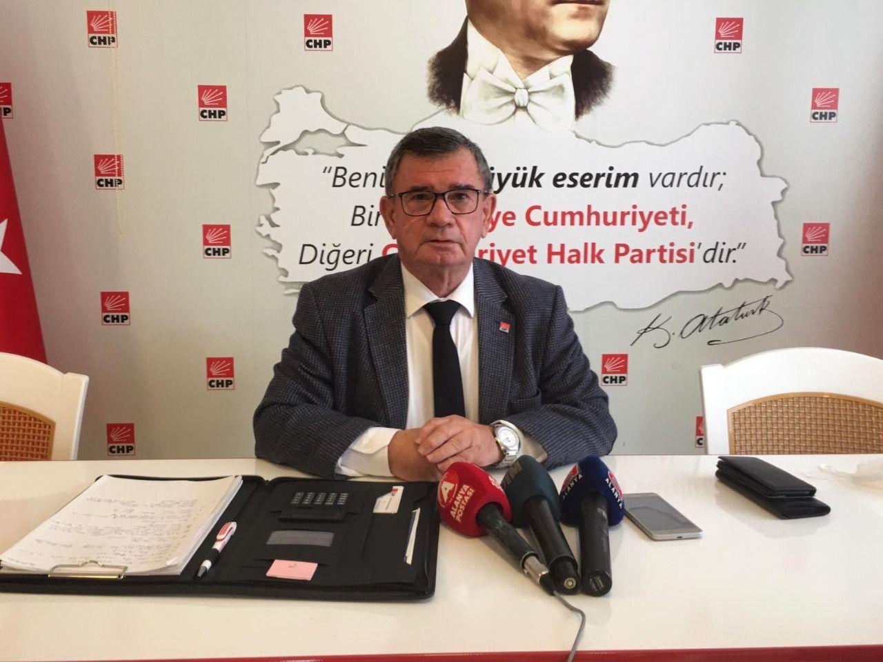 CHP İlçe Başkanı Karadağ: yaylalardaki yol ve su sorunu çalışmalarına önümüzdeki hafta başlanacak dedi