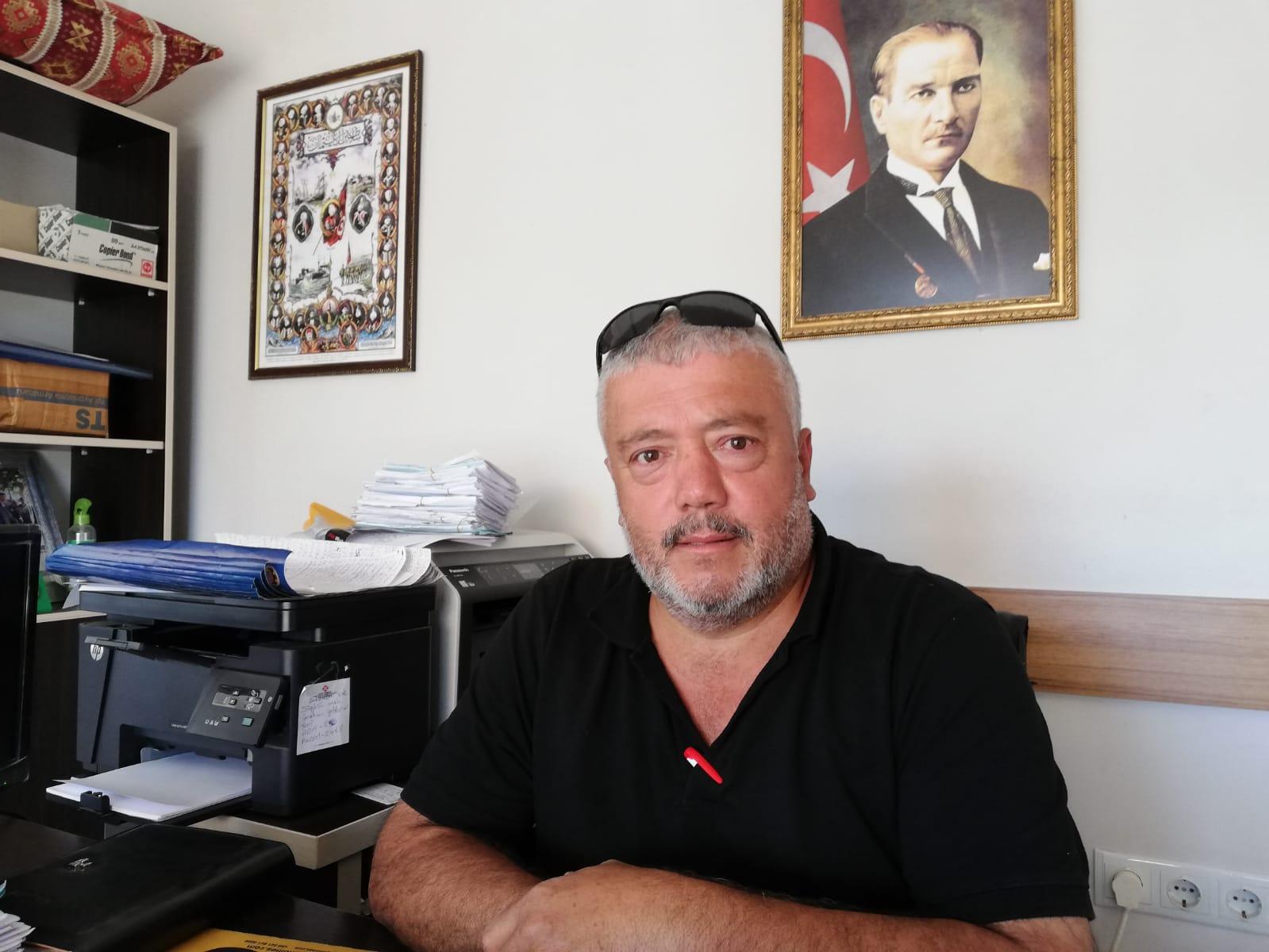 Alanya Sugözü Muhtarı Hasan Uysal isyan etti