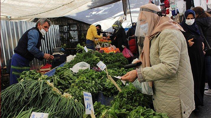Tüketici fiyat endeksi(TÜFE) aylık yüzde 1,68 arttı