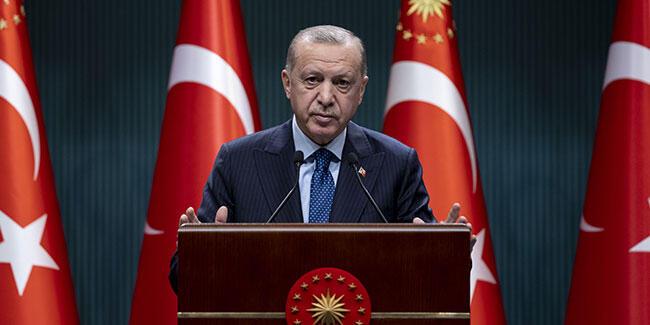 Cumhurbaşkanı Erdoğan'ın açıkladığı yeni destek paketinden yararlanacak esnaflar kamuoyu ile paylaşıldı