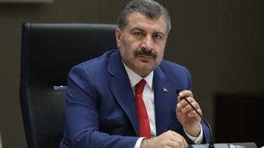 Sağlık Bakanı Fahrettin Koca, illere göre haftalık vaka sayısını açıkladı