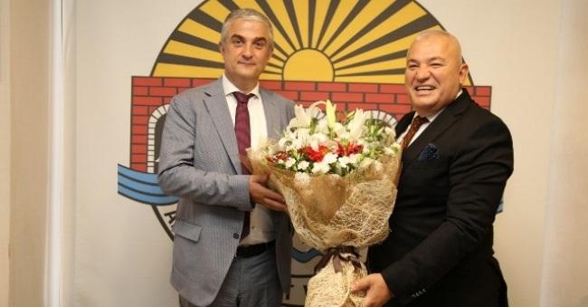 Altso Başkanı Şahin, Danimarka Büyükelçisi Annan'ı ağırladı