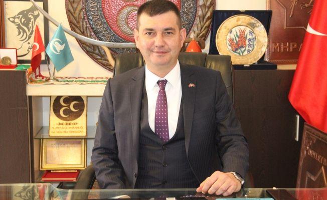 MHP Alanya İlçe Başkanı Mustafa Türkdoğan; 3 Mayıs Milliyetçiler Günü sebebiyle bir mesaj yayınladı
