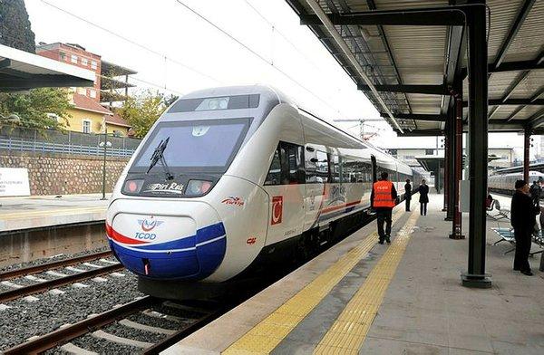 İstanbul-Ankara arası kısalıyor! Türkiye'den hızlı tren atağı