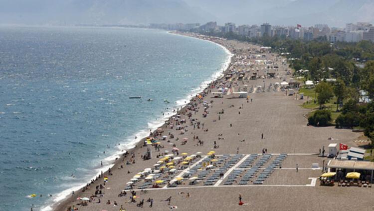 Aşılamanın artmasıyla turizmde hareketlilik başladı