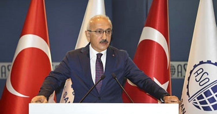Hazine ve Maliye Bakanı Lütfi Elvan'dan enflasyon mesajı