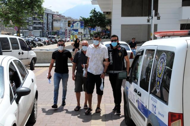 Alanya'da polis uyuşturucu operasyonu düzenledi, 1 şüpheli gözaltına alındı