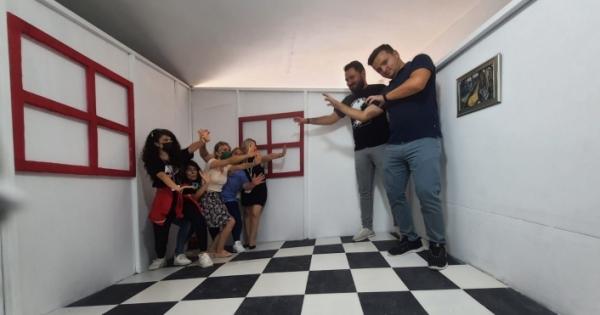 Alanya'da ki bir okulda AMES odası projesi hayata geçirildi