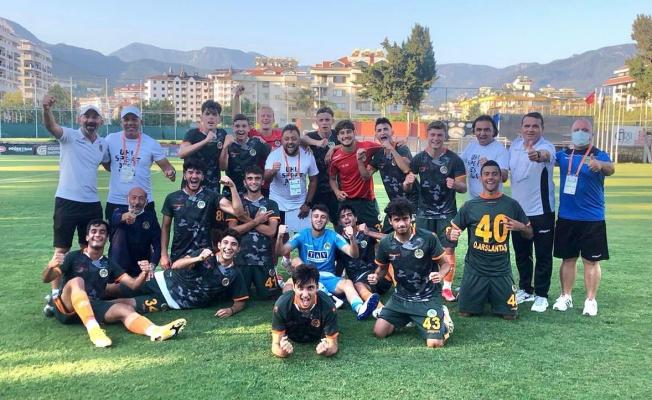 Aytemiz Alanyaspor U19 Takımı Atakaş Hatayspor'u 3-1 mağlup etti