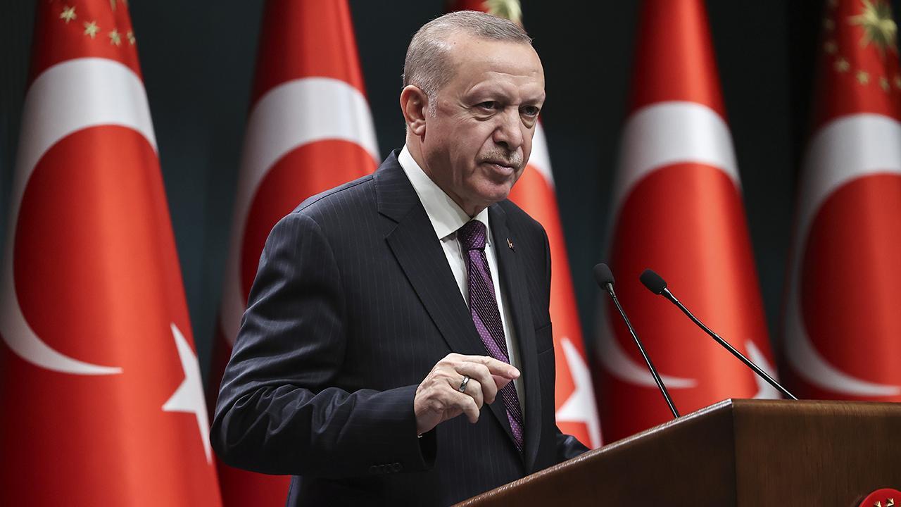 """Cumhurbaşkanı Erdoğan'dan """"Barınamıyoruz"""" eylemlerine tepki: Hayatınız yalan"""
