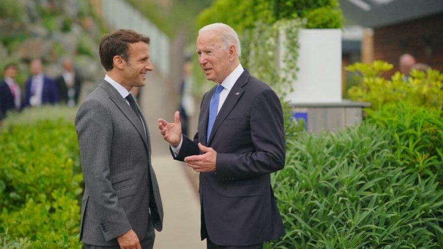 Biden'dan G7 Zirvesi'nde dikkat çeken paylaşım: Zorlukların üstesinden gelmeye hazırız