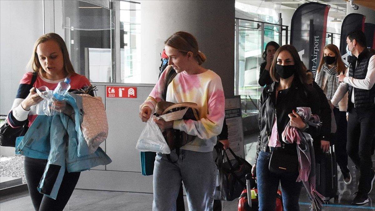 Rusya İnsan Sağlığı ve Tüketici Haklarını Koruma Servisi heyeti, Türkiye uçuşlarını değerlendirmek için Türkiye'ye gelecek