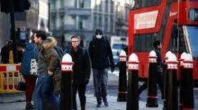 İngiltere'de vaka sayılarında düşüş