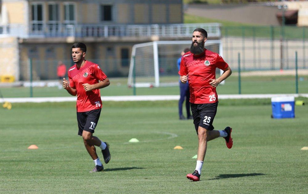 Alanya Kestelspor'da Yeşilyurt maçı hazırlıkları devam ediyor