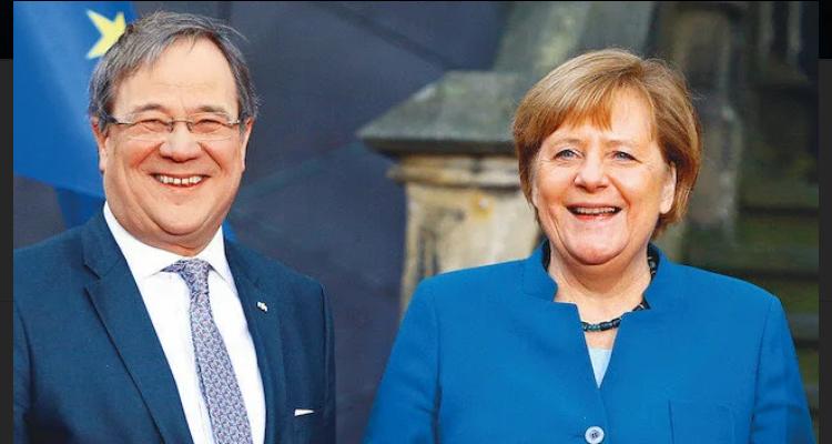 """Merkel veda ediyor, veliahtı """"Türk Armin"""" ülkenin başına geçmeye hazırlanıyor"""