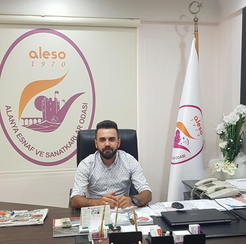 ALESO Başkan Adayı Selman Arıkan, Denetim Kurulu Başkanlığı'ndan istifa etti