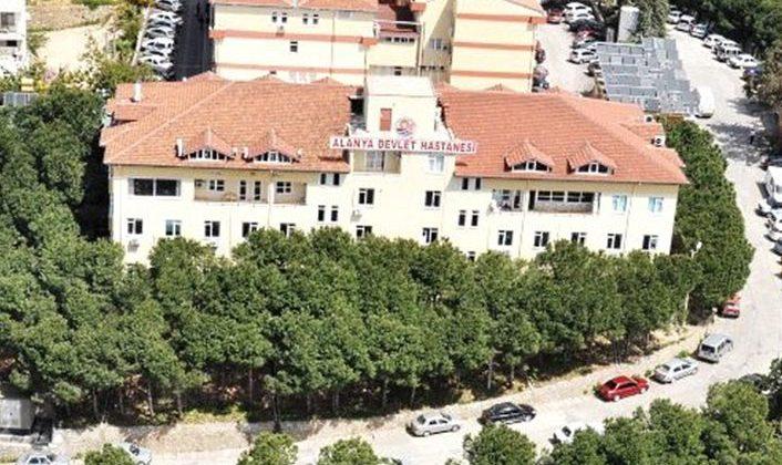 Alanya Eski Devlet Hastanesi'nin yıkım kararı bakanlık tarafından onaylandı