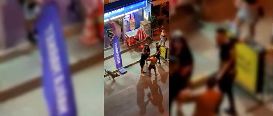 Alanya da sopalı kavga; 1 ağır yaralı, 1 tutuklama