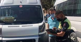 Alanya'da okul çevreleri ve okul servisleri polis ekipleri tarafından denetlendi