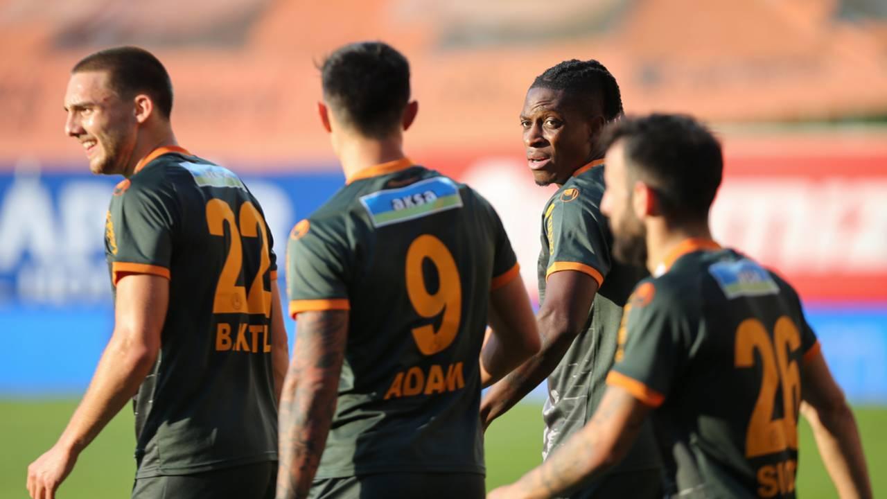 Alanyaspor Kasımpaşa maçına hız kesmeden hazırlanmaya devam ediyor