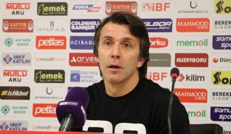 Alanyaspor Teknik Direktörü Korkmaz, Fenerbahçe maçında alınan galibiyeti değerlendirdi