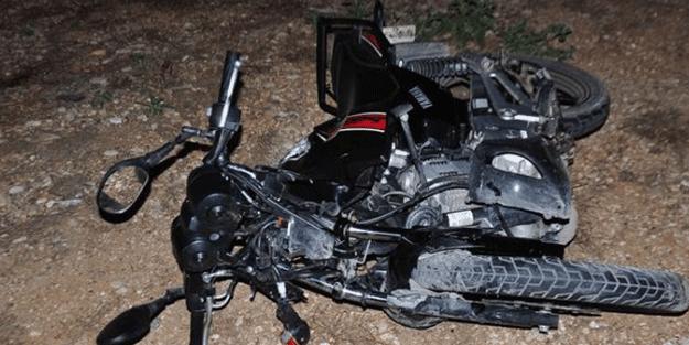 Antalya'da askere gitme hazırlığı yapan genç, arkadaşının kullandığı motosikletten düşerek yaşamını yitirdi