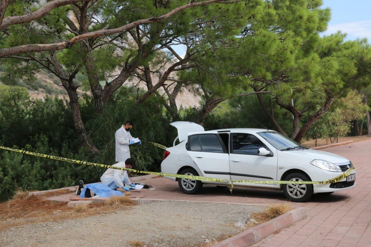 Antalya'da mesire alanında fenalaşan kişi yaşamını yitirdi