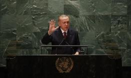 BM Genel Kurulu'nda konuşan Cumhurbaşkanı Erdoğan'dan dünyaya hitap etti