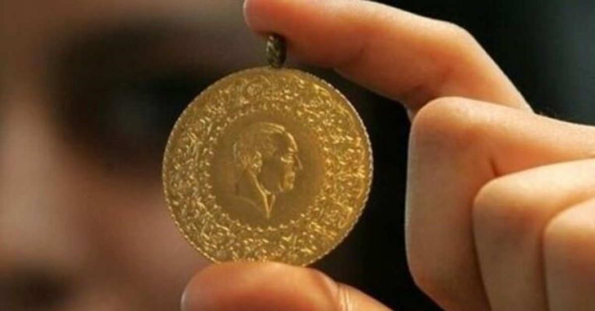Çeyrek altın 786 lira oldu