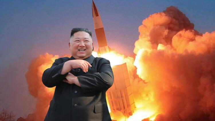 Japonya ve Güney Kore duyurdu: Kuzey Kore'den yeni balistik füze denemesi