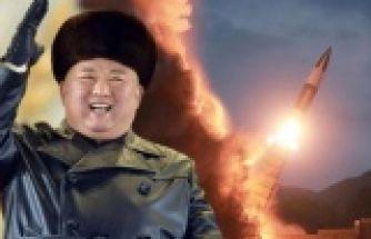 Kuzey Kore tanımlanamayan bir füze ateşledi
