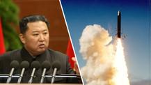 Kuzey Kore'nın fırlattığı füzelerin düştüğü bölge açıklandı