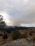 Manavgat'ta aynı yerde ikinci yangın